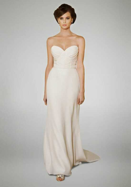 Matthew Christopher Selma Sheath Wedding Dress