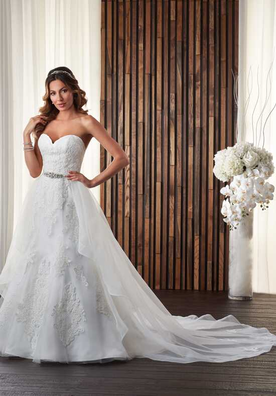 Bonny Bridal 712 A-Line Wedding Dress