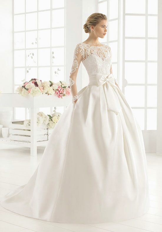 Aire Barcelona MIDAS Ball Gown Wedding Dress