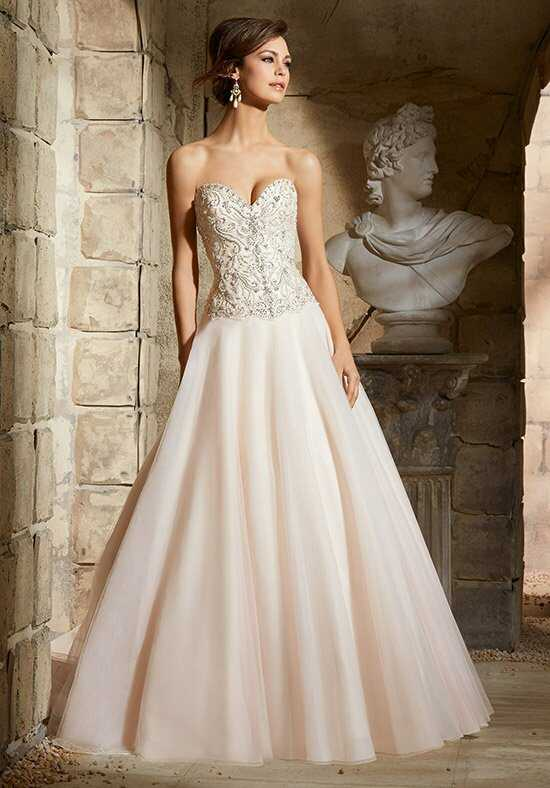 Morilee by Madeline Gardner/Blu 5373 Ball Gown Wedding Dress