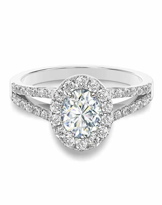 Forevermark Diamonds Oval Cut Engagement Ring