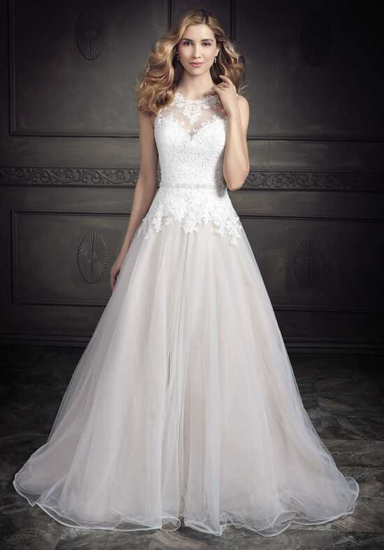 Kenneth Winston: Ella Rosa Collection BE345 A-Line Wedding Dress