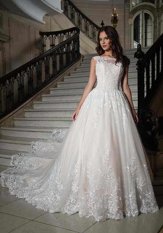 Lo' Adoro M626 Ball Gown Wedding Dress