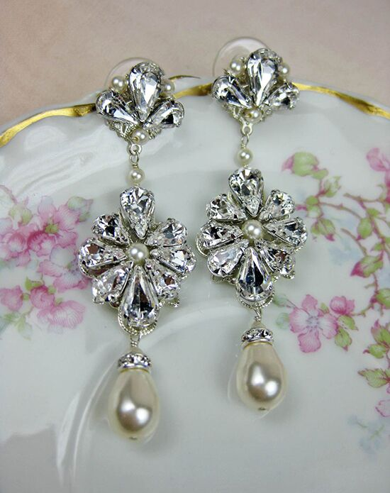 Everything Angelic Carmen Earrings - e320 Wedding Earring photo