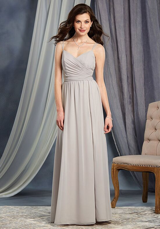 Alfred Angelo Signature Bridesmaids Collection 7371L Sweetheart Bridesmaid Dress