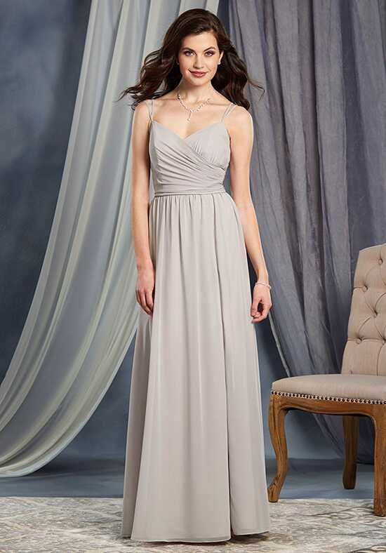 Alfred Angelo Signature Bridesmaids Collection 7371L Bridesmaid Dress photo