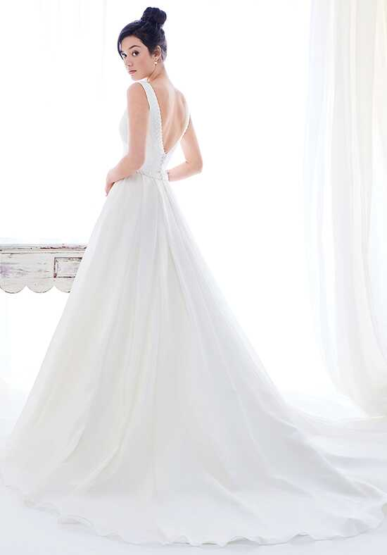 Kenneth Winston: Ella Rosa Collection BE401 A-Line Wedding Dress