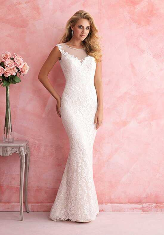 Allure Romance 2812 Sheath Wedding Dress