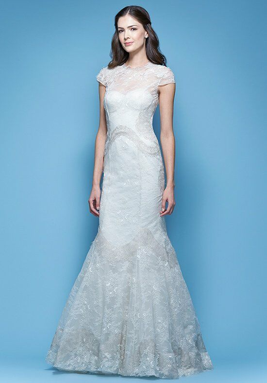 Carolina Herrera JESSICA Wedding Dress - The Knot