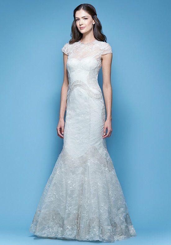 Carolina Herrera Jessica Mermaid Wedding Dress