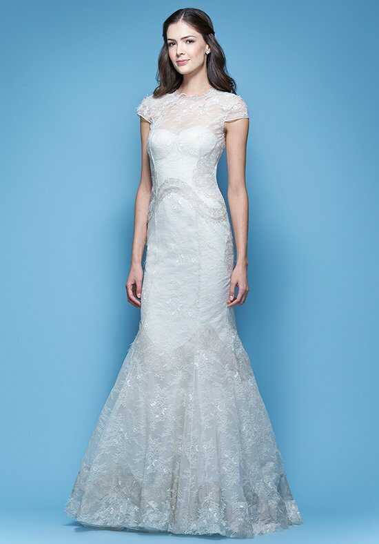 Carolina Herrera JESSICA Mermaid Wedding Dress