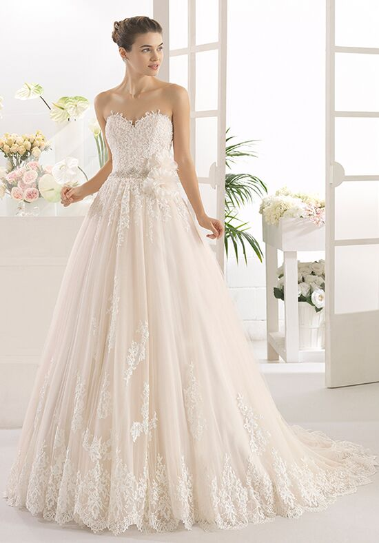 Aire Barcelona Calon A-Line Wedding Dress
