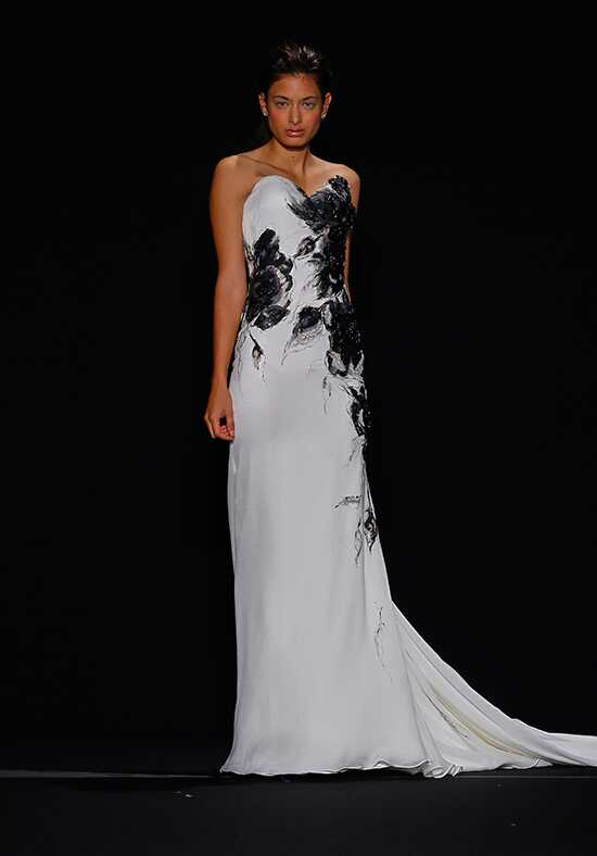 Mark Zunino for Kleinfeld 139 Sheath Wedding Dress