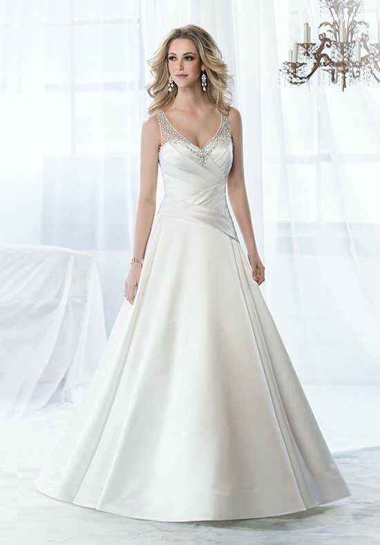 Jasmine Collection F161054 Ball Gown Wedding Dress
