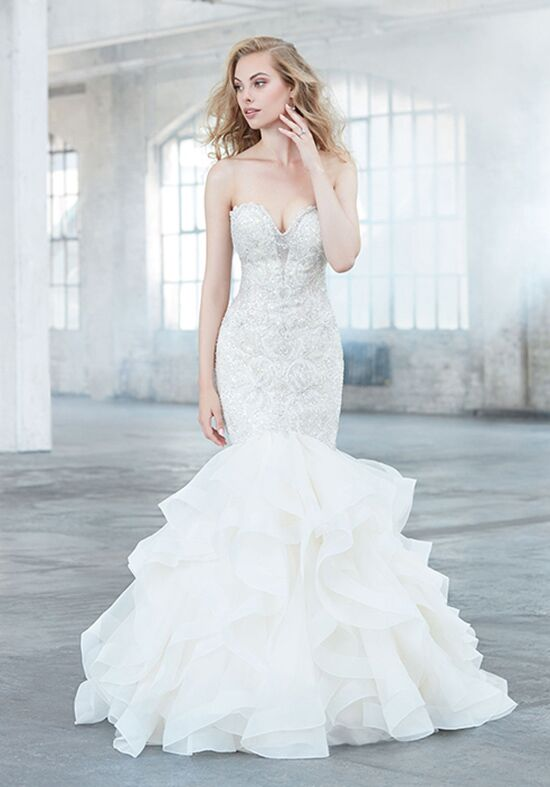 Madison James MJ301 Mermaid Wedding Dress