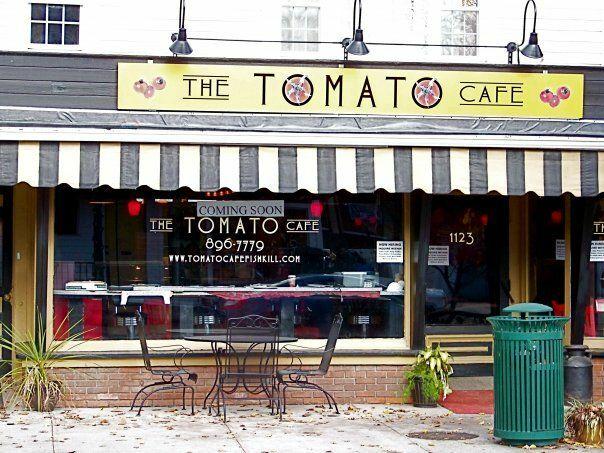 Tomato Cafe Menu Fishkill Ny