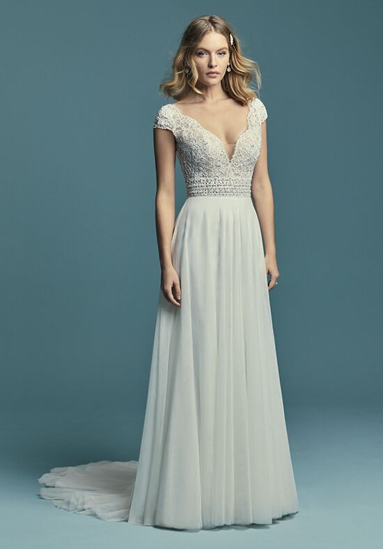 Maggie Sottero Monarch A-Line Wedding Dress