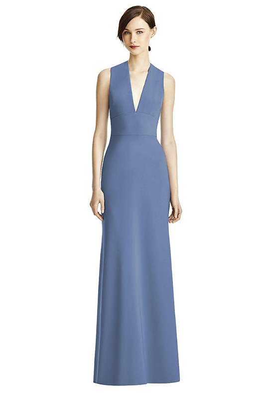 Lela Rose Bridesmaids LR237 V-Neck Bridesmaid Dress