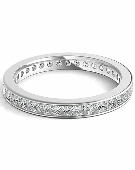 Since1910 SNTWB185I White Gold Wedding Ring