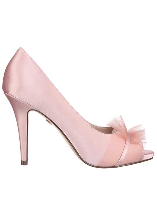Nina Bridal Wedding Accessories Raizel_Pink Pink Shoe