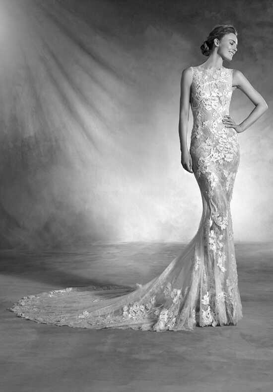 PRONOVIAS NESTA Mermaid Wedding Dress