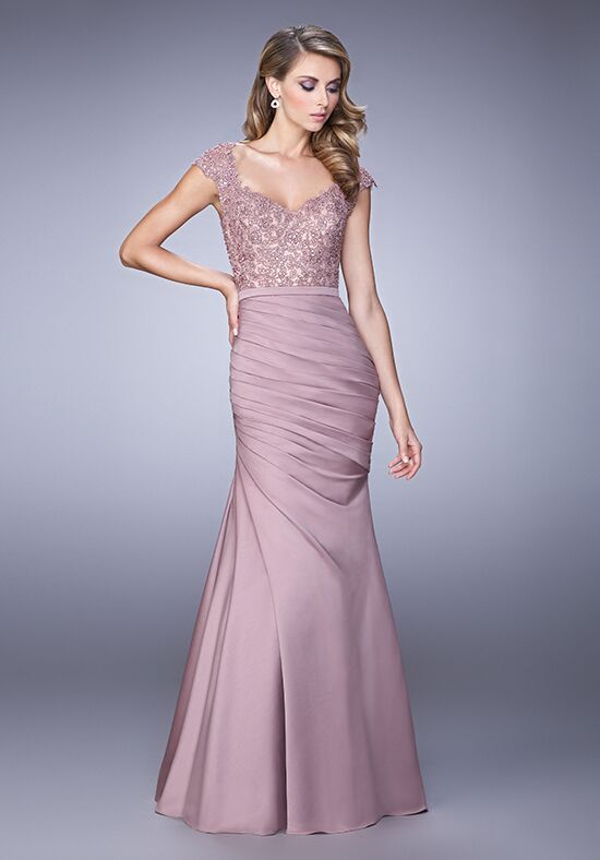La Femme Evening 21669 Mother Of The Bride Dress