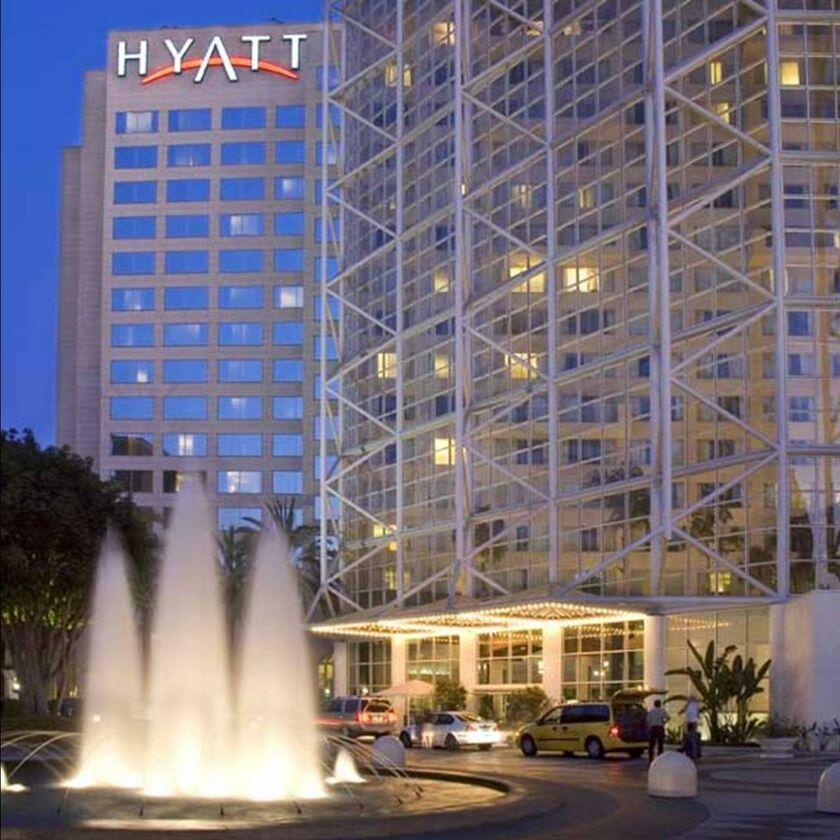 Hyatt Garden Grove