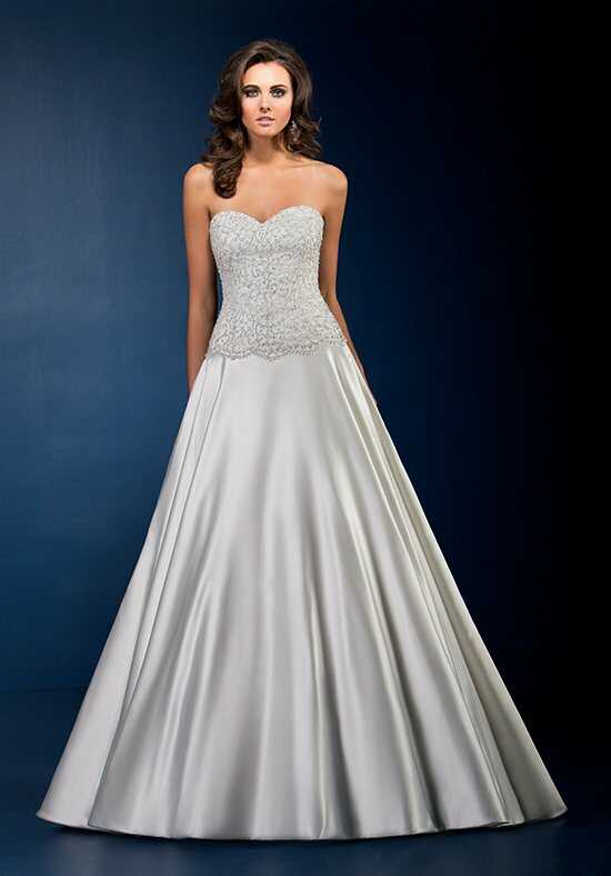Jasmine Couture T162071U Ball Gown Wedding Dress