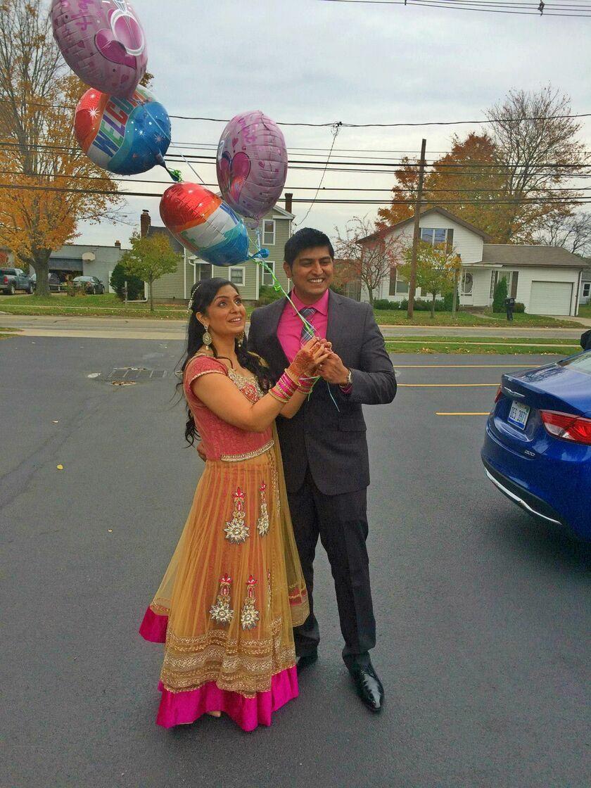 Arushi kapoor and ripple mehta 39 s wedding website for Aroma indian cuisine arlington va