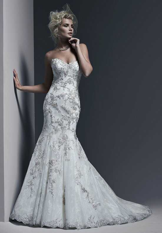Sottero and Midgley Gintare Mermaid Wedding Dress
