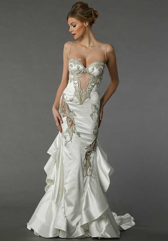 Pnina Tornai for Kleinfeld 4361 Mermaid Wedding Dress