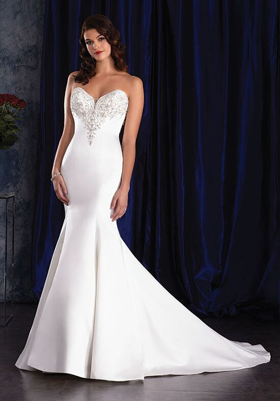 Alfred Angelo Sapphire Bridal Collection 405 Mermaid Wedding Dress