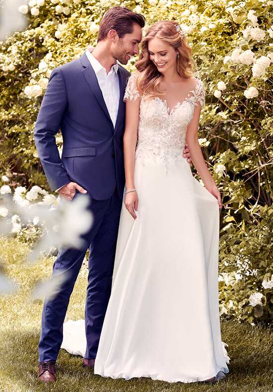 Rebecca Ingram Mercy A-Line Wedding Dress