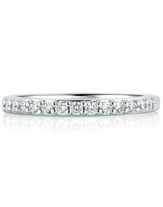 Since1910 MRS057 White Gold Wedding Ring