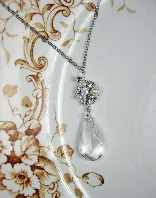 Everything Angelic Astrid Necklace - n315 Wedding Necklace photo