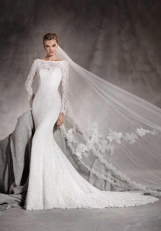 PRONOVIAS AMOR Mermaid Wedding Dress