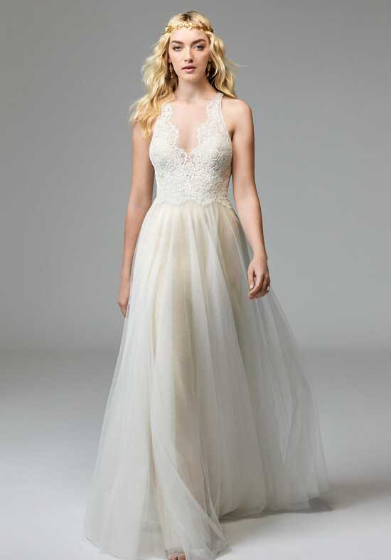 Willowby by Watters Vira 57708 A-Line Wedding Dress