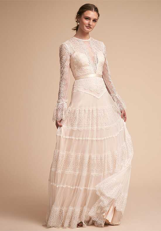 BHLDN Jeneva Gown A-Line Wedding Dress