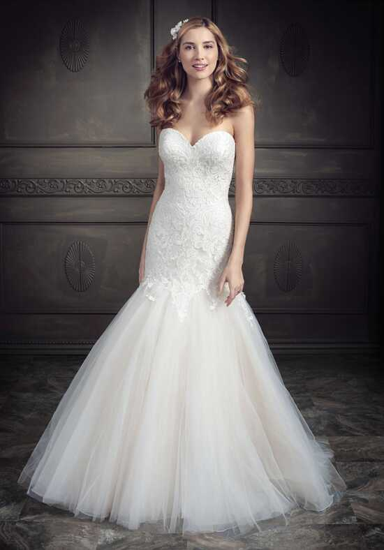 Kenneth Winston: Ella Rosa Collection BE344 Mermaid Wedding Dress