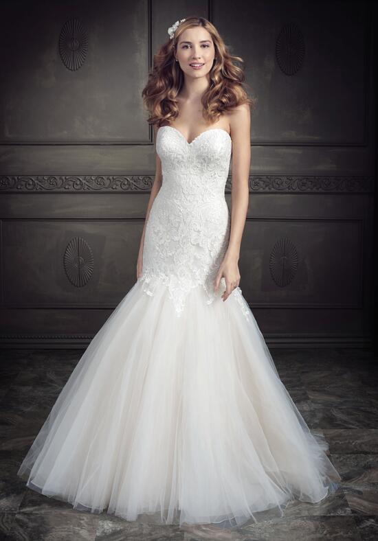 kenneth winston ella rosa collection be277 wedding dress. Black Bedroom Furniture Sets. Home Design Ideas