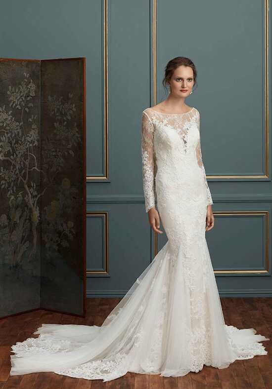 Amaré Couture C115 Elodie Mermaid Wedding Dress