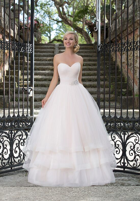 Sincerity Bridal 3890 Ball Gown Wedding Dress