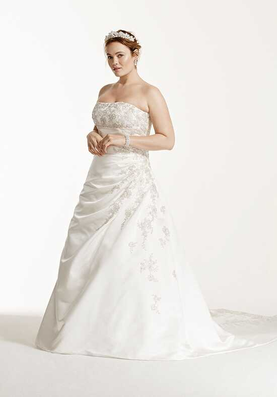 David's Bridal David's Bridal Collection Style 9V9665 Wedding Dress photo