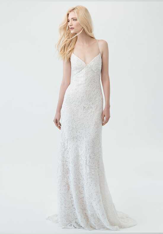 Jenny by Jenny Yoo Paige #1761B Sheath Wedding Dress