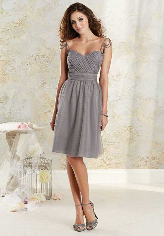 Alfred Angelo Modern Vintage Bridesmaid Collection 8617S Strapless Bridesmaid Dress