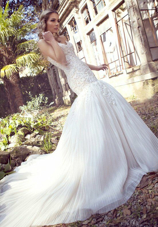 Ysa Makino KYM52 Mermaid Wedding Dress