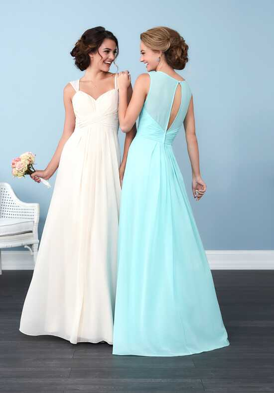 Christina Wu Celebration 22766 V-Neck Bridesmaid Dress