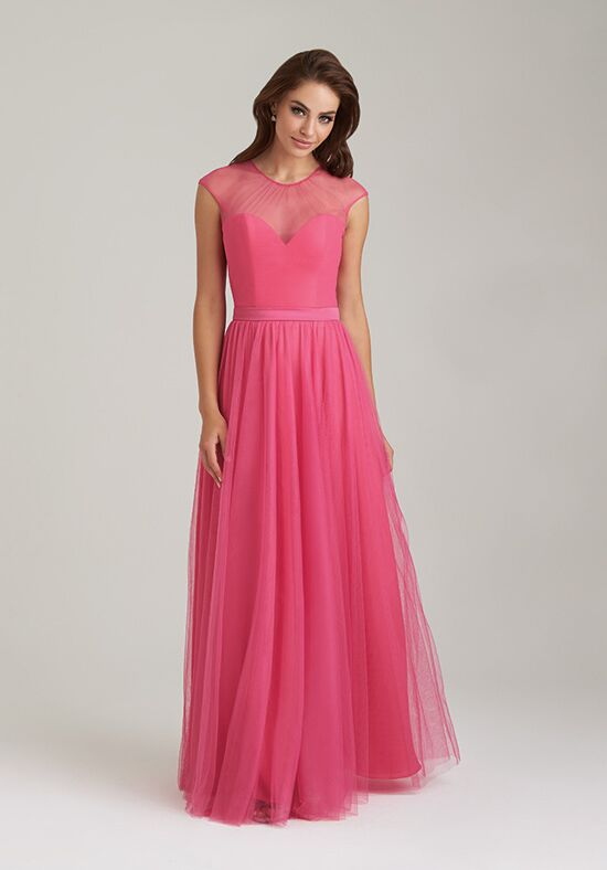 Allure Bridesmaids 1469 Bridesmaid Dress