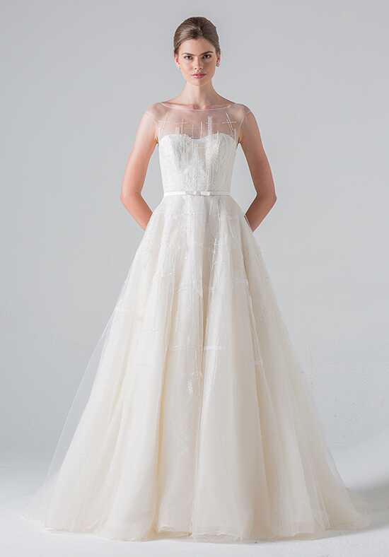 Anne Barge Promenade Ball Gown Wedding Dress