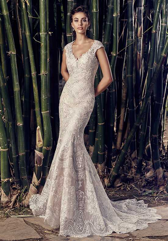 Eddy K Salina Sheath Wedding Dress